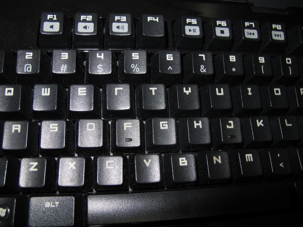 The differences include Razer BlackWidow key typeface & 2 weeks with the Razer BlackWidow mechanical keyboard: review ...